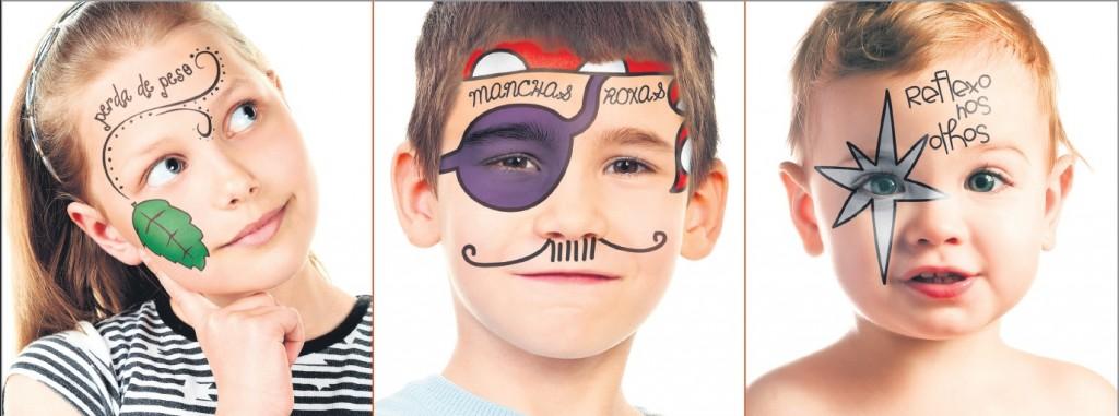 Campanha da Acacci de prevenção ao câncer infantil publicada no jornal A Gazeta