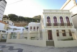 Casa Porto das Artes Plásticas, em Vitória