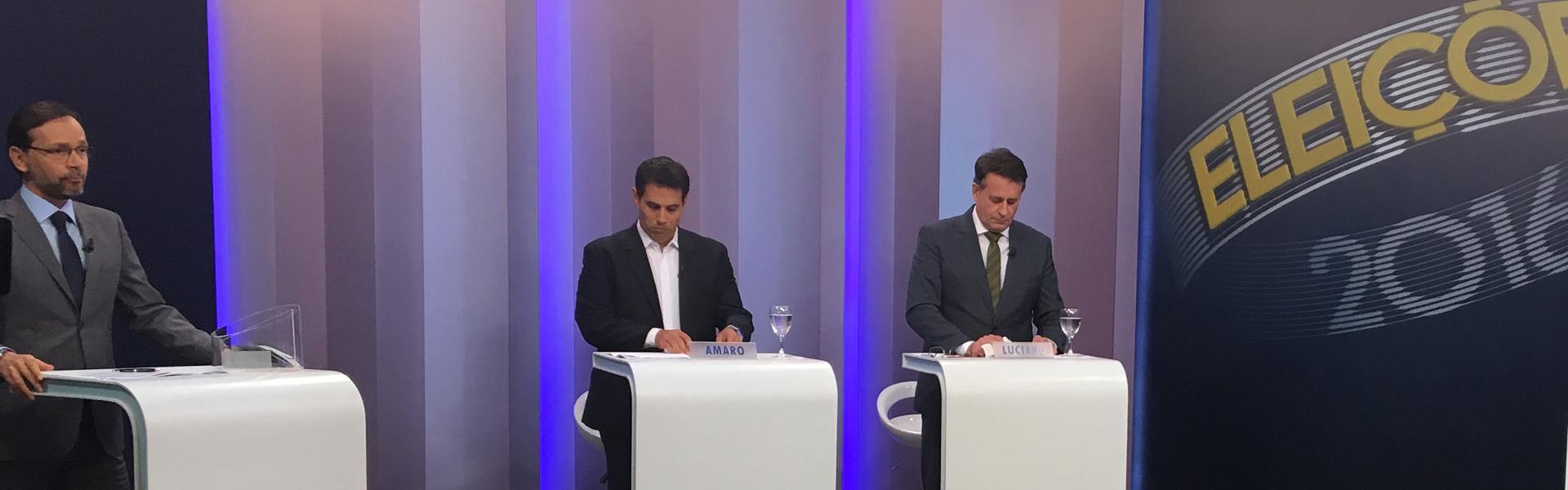 Rede Gazeta Prepara Equipes Para 2 Turno E Tv Gazeta Faz Debate Ao  -> Sala De Redacao Na Tv Ao Vivo